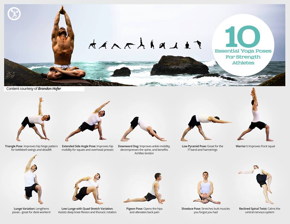 10 Essential Yoga Exercises To Strengthen Your Body Naturopathy By Savvas Ioannides N D